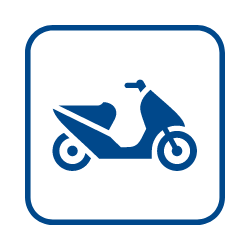 Motorcycles <br> & Scooters