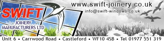 Swift Joinery Manufacturers