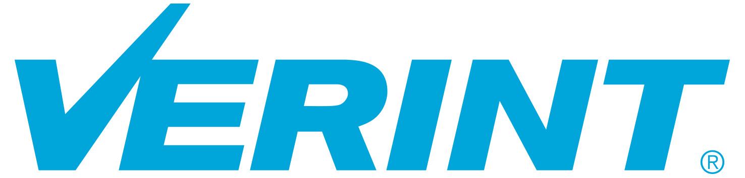 Verint Systems UK Ltd