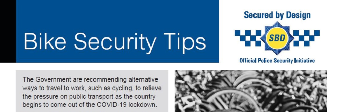 Bike Security Tips Image Web Intro
