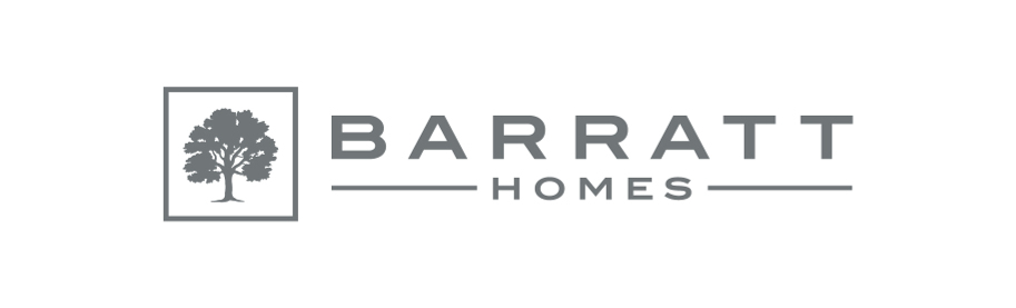 Barratt Homes Logo GREY Horiz RGB