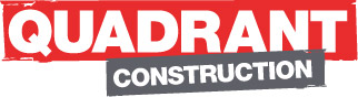 quadrant construction logo