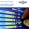 Secured by Design Carbon Reduction and Cost-Efficiency Model