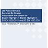 Standards - Interpretive Document for BSEN 1627 to 1630